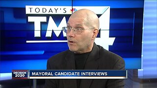 Mayoral Candidate Interview: Paul Rasky Part I