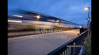 Train Travel: Around North County, San Diego