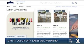 DWYM: Labor Day Sales