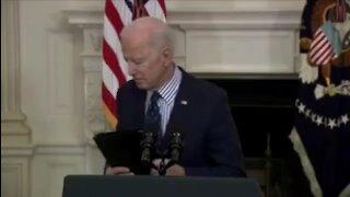Biden AVOIDS Press Questions AGAIN