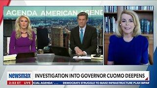 Invertigation Into Governor Cuomo Deepens