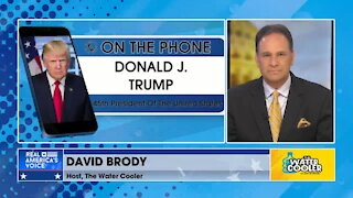 """Real Americas Voice News - Trump """"I Did Not Concede"""" - 2077"""