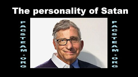 The personality of Satan