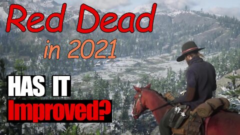 Red Dead Online going into 2021 - Has it improved and should you buy it?