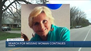 Husband of missing Franklin woman speaks out