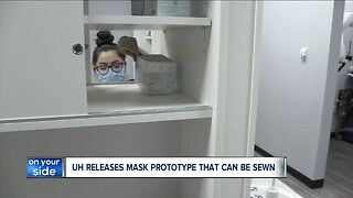 University Hospitals providing kits, seeking volunteers to sew masks for healthcare workers