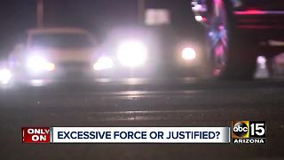 Woman claims Mesa police used excessive force during DUI arrest