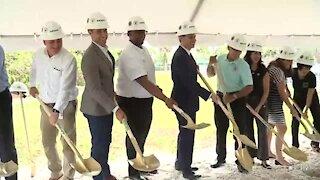 Officials break ground on new Boca Raton elementary school