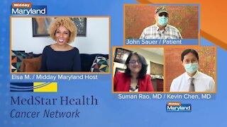 MedStar Health Cancer Network - Lung Cancer