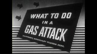 Gas Attack - re-edited public service announcement