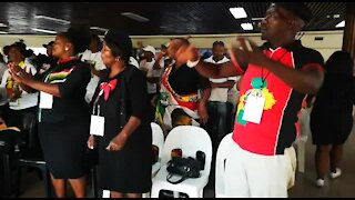 SOUTH AFRICA - JOHANNESBURG - IFP Elective conference (czN)