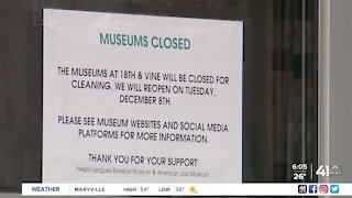 Negro Leagues Baseball Museum back open