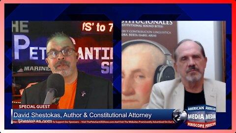David Shestokas Interview July 21st, 2021