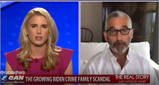 The Real Story - OAN Biden Crime Family with Lee Smith