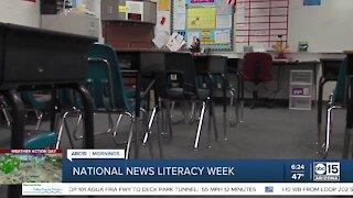 What is News Literacy Week?