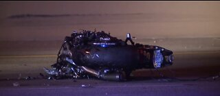 Fatal crash near I-15 and Craig