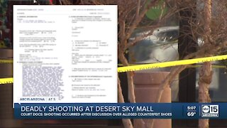New info in deadly shooting at Desert Sky Mall