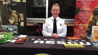 Fire Rescue captain sues department