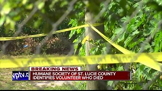 Humane Society of St. Lucie County identifies woman who died at facility