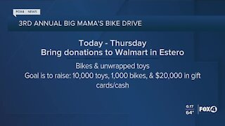 Holiday toy drives and events