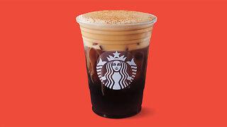Starbucks releases a Pumpkin Cream Cold Brew