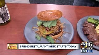Arizona Restaurant Week: Try new restaurants, get deals at local eateries