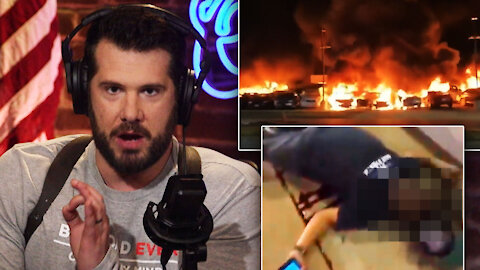 """WHICH IS WORSE? Jan 6 """"Insurrection"""" or BLM Summer Riots?   Louder With Crowder"""