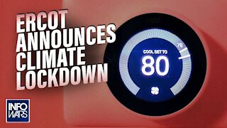 ERCOT Announces Climate Lockdown Takeover of Home Thermostats
