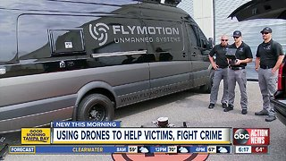 Tampa tech company teaches officers to operate drones