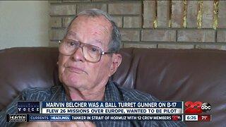 A Veteran's Voice: Marvin Belcher
