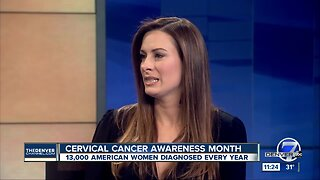 Learning more about cervical cancer