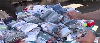 Desert Radiology donates underwear