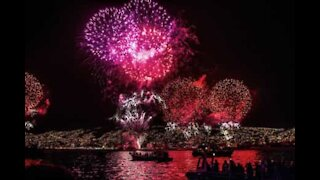 Thunderstorm interrupts Fourth of July fireworks display