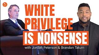 Dr. Jordan Peterson Debunks the Myth Of White Privilege