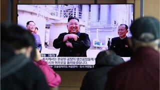 North Korea Unveils New Ballistic Missile