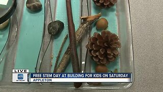 Free STEM learning day at the Building for Kids in Appleton