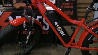 In Good Company: FattE-Bikes