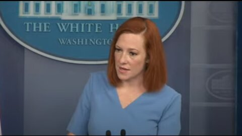 Psaki Gives BOGUS Answer When Asked About Kamala Harris Visiting Mexico but Not the US Border