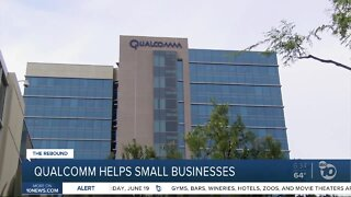 Qualcomm helps small businesses upgrade tech equipment