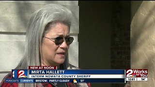 Interim sheriff appointed in Nowata County