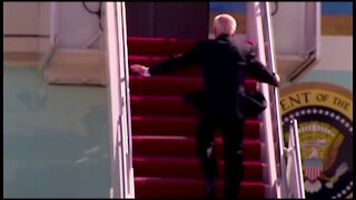 Joe Biden's Best Gerald Ford Impression!