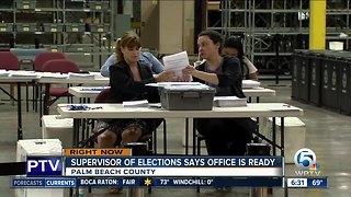 Voters head to to polls across Palm Beach County to decide mayoral races