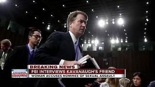 New allegations against Kavanaugh