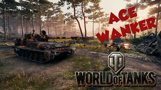 SU 130 PM - Ace Wanker - World of Tanks