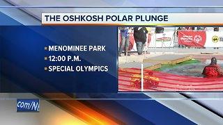 Polar Plunge in Oshkosh to benefit Special Olympics