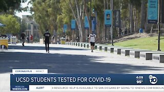 COVID-19 testing sites for school personnel