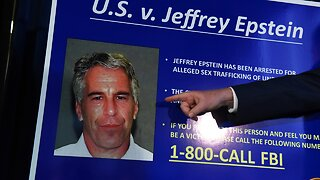 Video From Jeffrey Epstein's First Suicide Attempt Is Missing