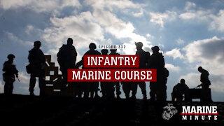 Marine Minute : Infantry Marine Course