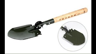 WJQ-308 Chinese Military Shovel Review