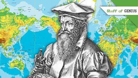 Stuff of Genius: Gerardus Mercator: Mercator Projections